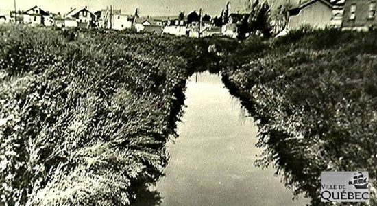 La rivière Lairet : notre terrain de jeux - Monlimoilou