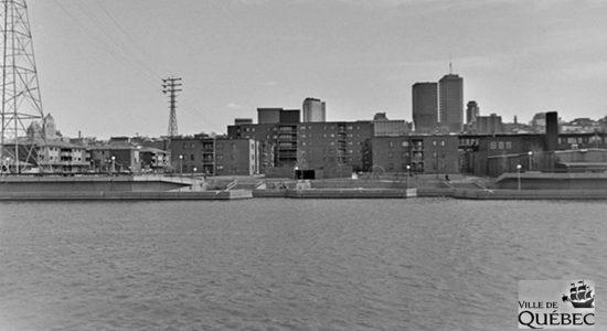 Saint-Roch dans les années 1980 : la transformation de Place de la Rivière - Jean Cazes