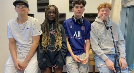 Des balados par les jeunes de l'Évasion St-Pie-X - Julie Rheaume