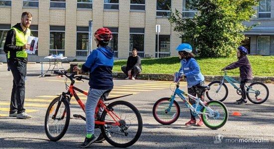 Formation sécurité à vélo : « il y a une demande! » - Suzie Genest