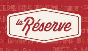 Réserve (La) – Épicerie fine